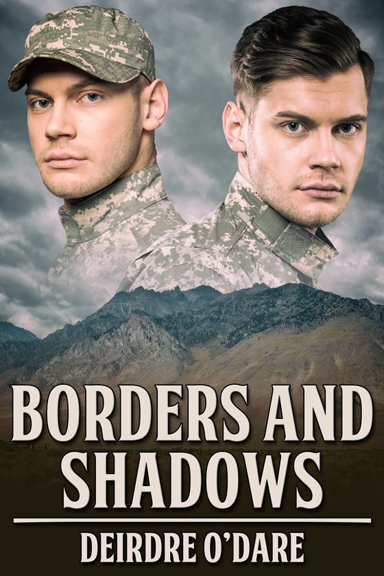 <i>Borders and Shadows</i> by Deirdre O'Dare