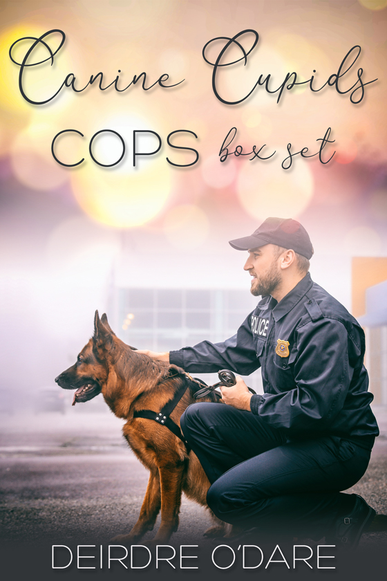 <i>Canine Cupids for Cops</i> by Deirdre O'Dare