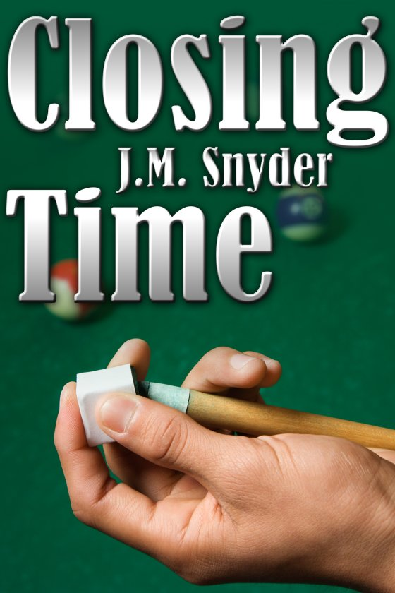 Closing Time by J.M. Snyder