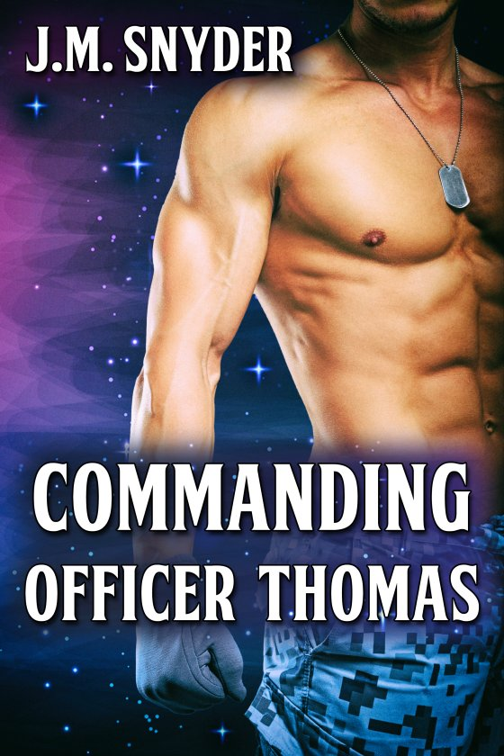 Commanding Officer Thomas - Click Image to Close