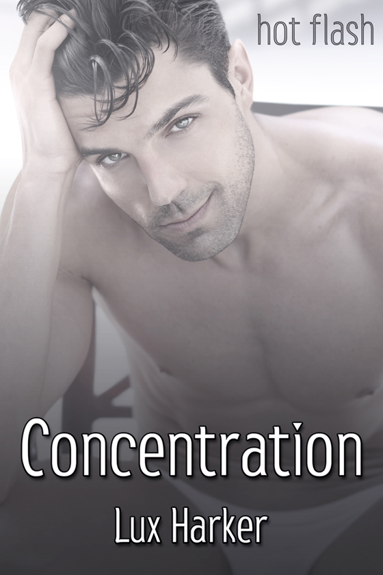 <i>Concentration</i> by Lux Harker
