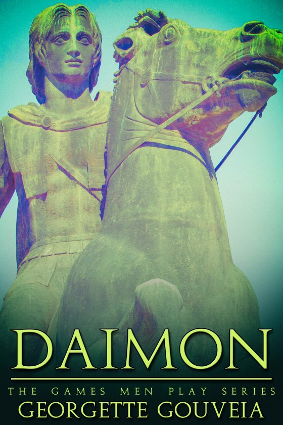 <i>Daimon</i> by Georgette Gouveia