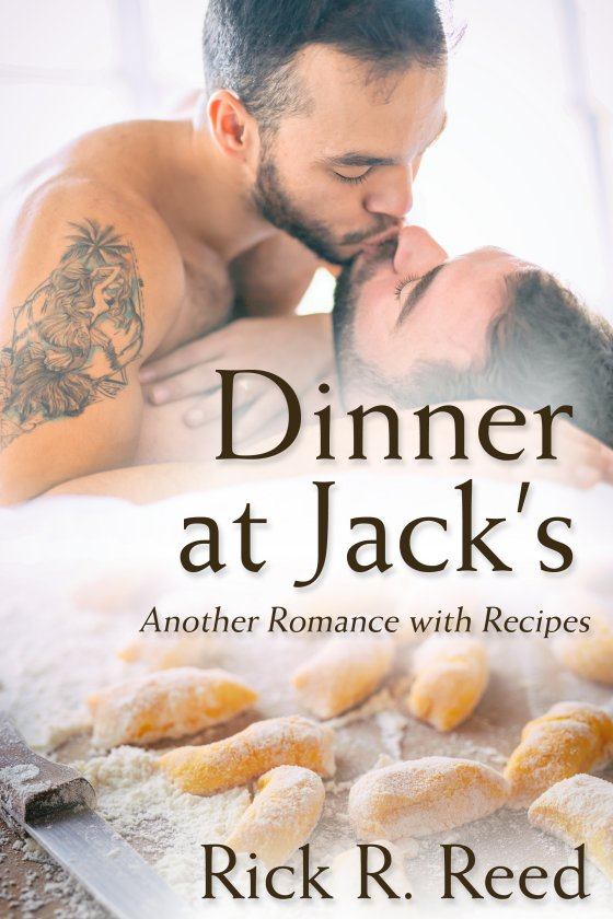 <i>Dinner at Jack's</i> by Rick R. Reed