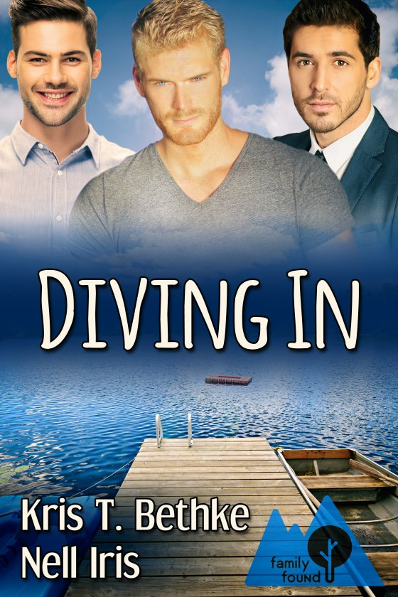 <i>Diving In</i> by Kris T. Bethke and Nell Iris
