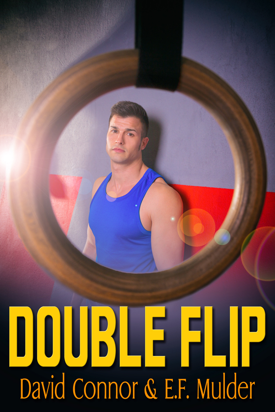 <i>Double Flip</i> by David Connor and E.F. Mulder