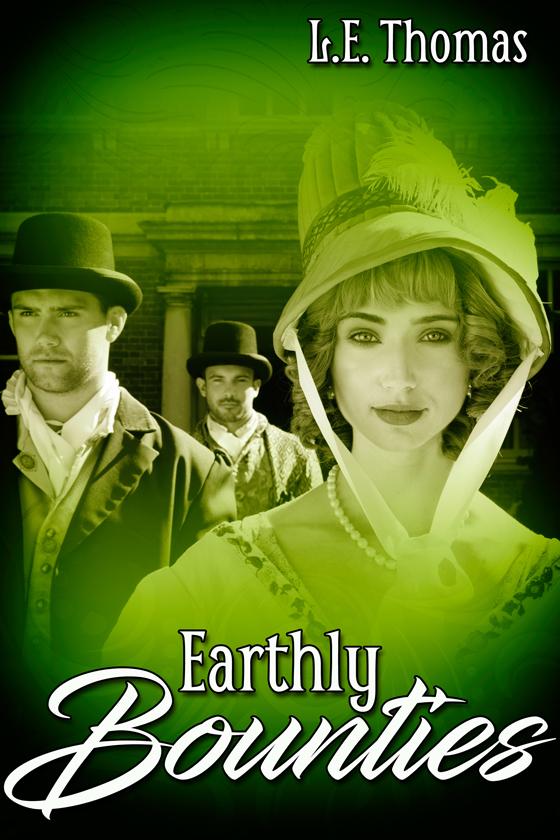 <i>Earthly Bounties</i> by L.E. Thomas