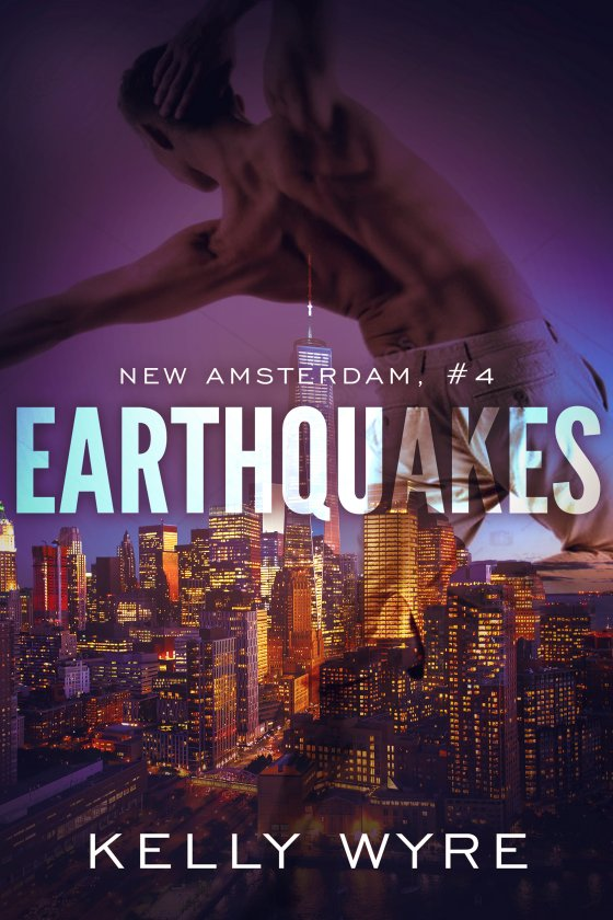 Earthquakes by Kelly Wyre