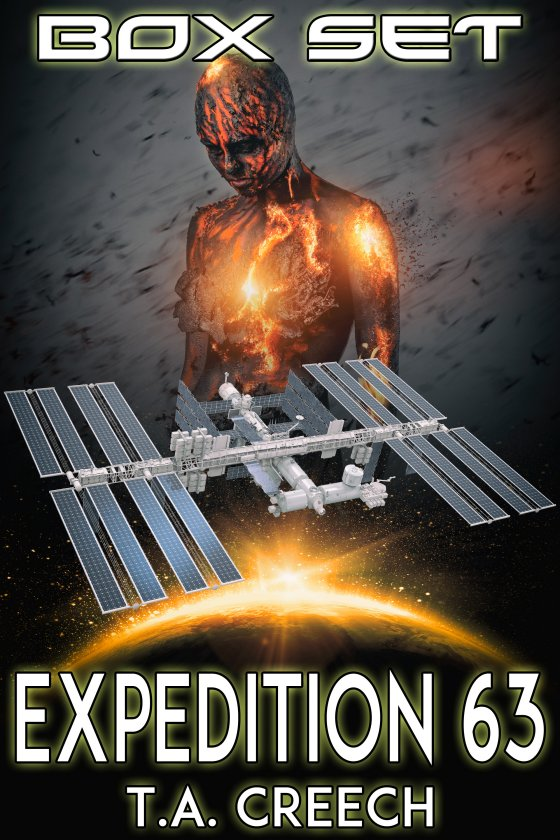 <i>Expedition 63 Box Set</i> by T.A. Creech