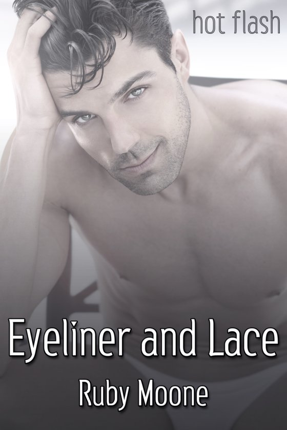 <i>Eyeliner and Lace</i> by Ruby Moone