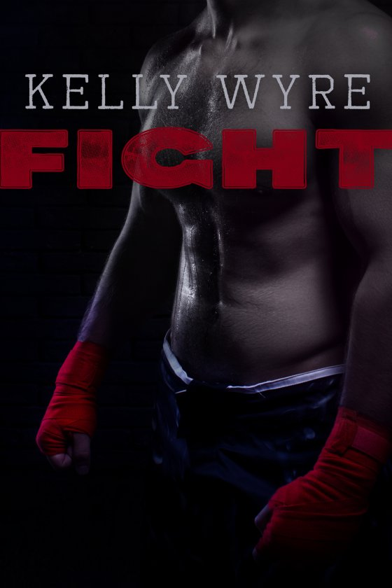 <i>Fight</i> by Kelly Wyre
