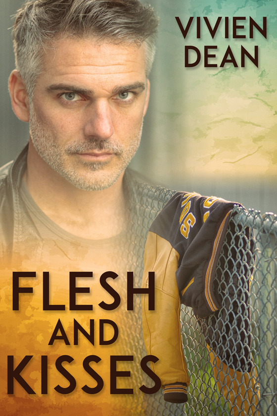 <i>Flesh and Kisses</i> by Vivien Dean