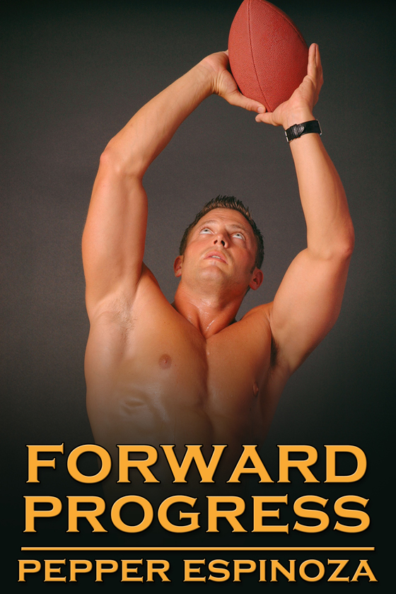 <i>Forward Progress</i> by Pepper Espinoza