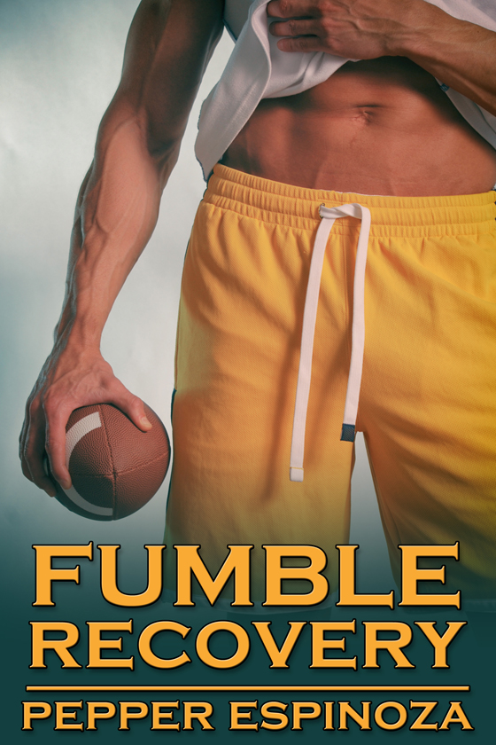 <i>Fumble Recovery</i> by Pepper Espinoza