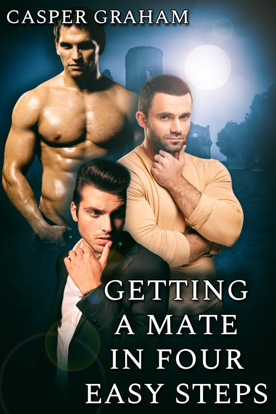 <i>Getting a Mate in Four Easy Steps</i> by Casper Graham
