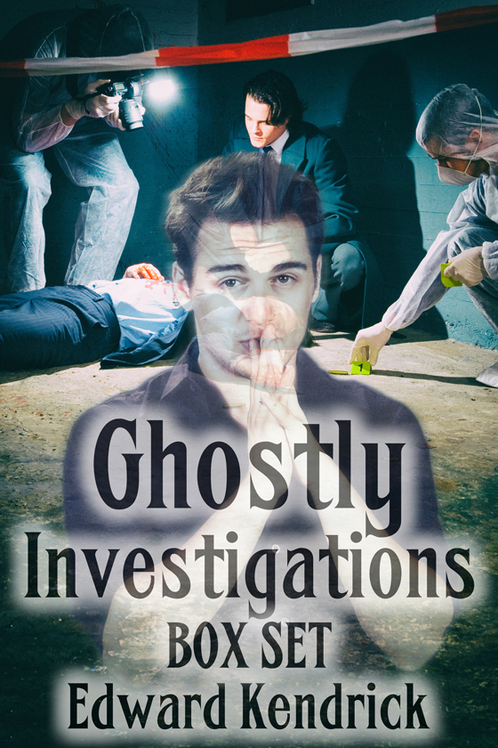 Ghostly Investigations Box Set by Edward Kendrick