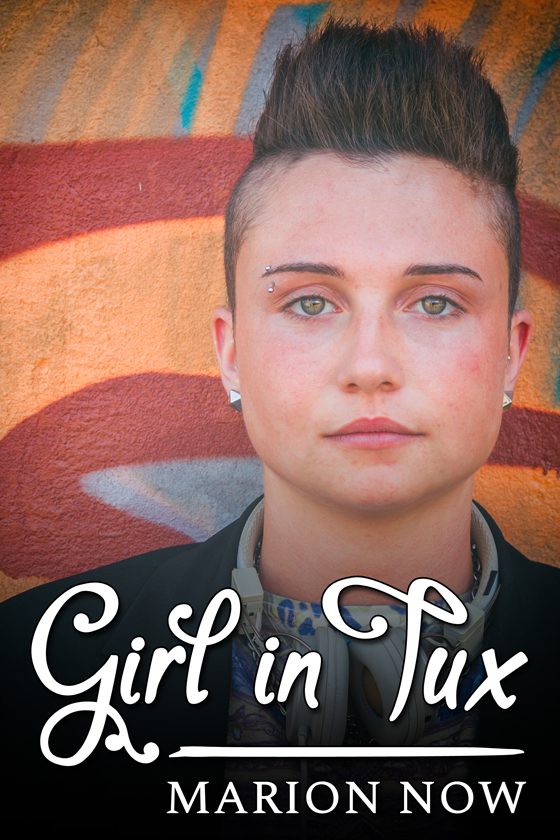 <i>Girl in Tux</i> by Marion Now