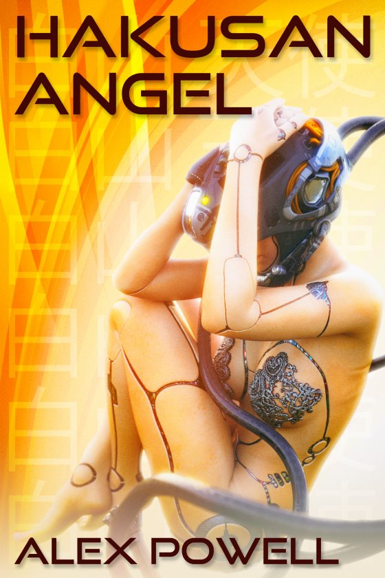 <i>Hakusan Angel</i> by Alex Powell