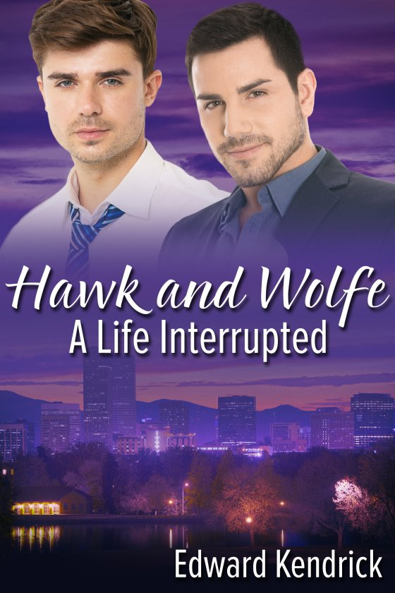 <i>Hawk and Wolfe</i> by Edward Kendrick