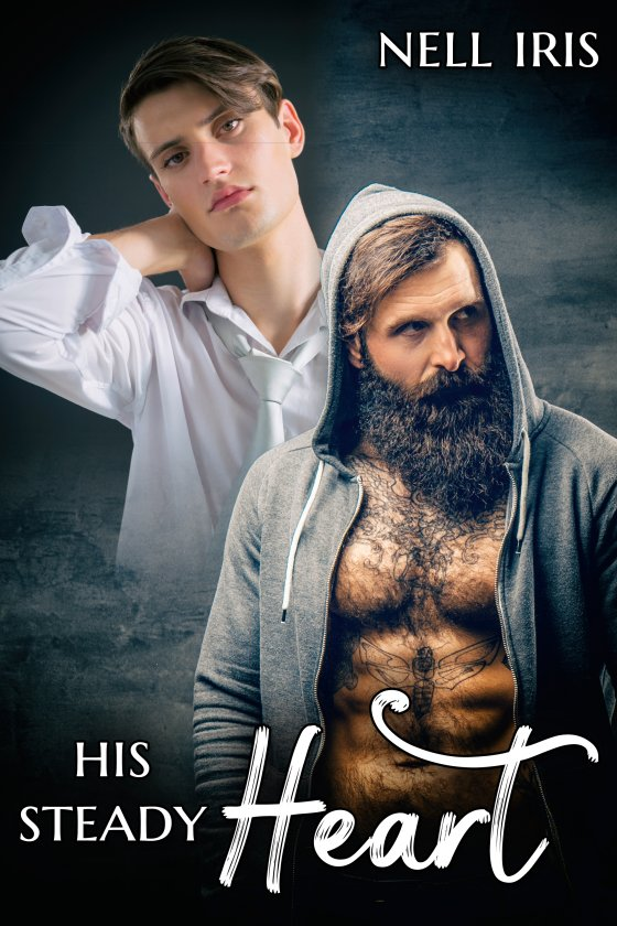 <i>His Steady Heart</i> by Nell Iris
