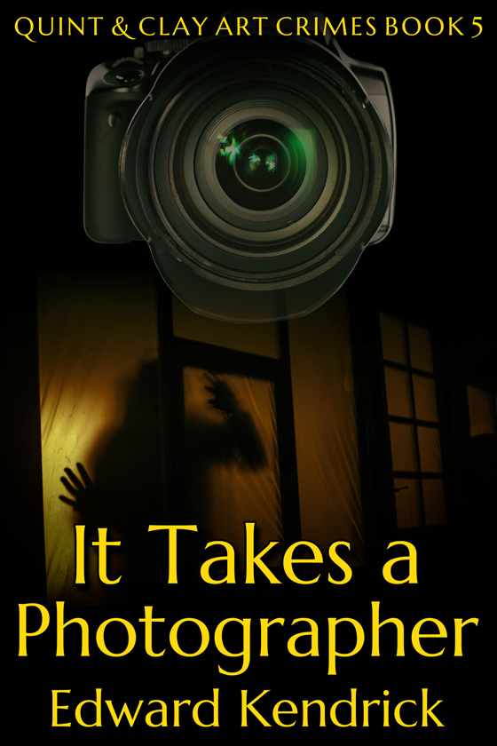 <i>It Takes a Photographer</i> by Edward Kendrick