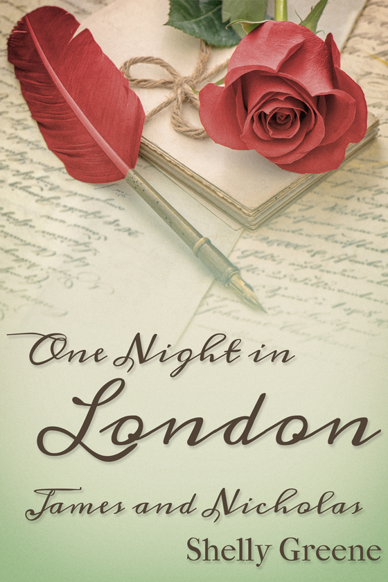 <i>One Night in London: James and Nicholas</i> by Shelly Greene