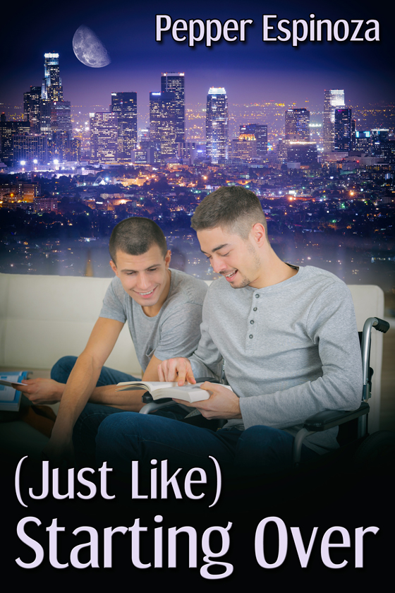 <i>(Just Like) Starting Over</i> by Pepper Espinoza
