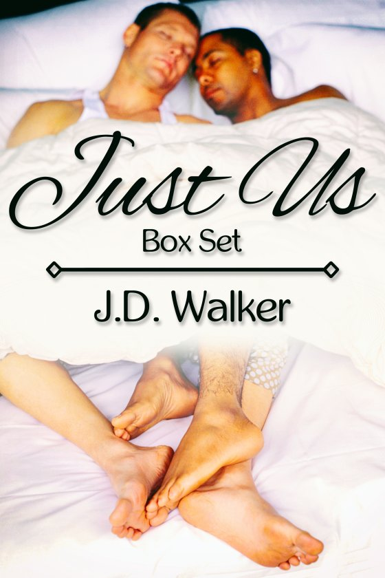 Just Us Box Set