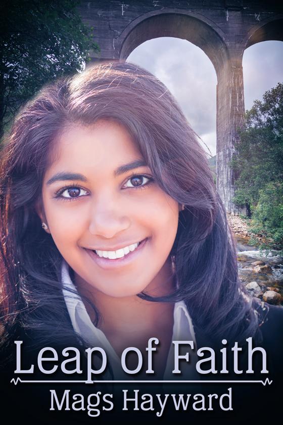 <i>Leap of Faith</i> by Mags Hayward