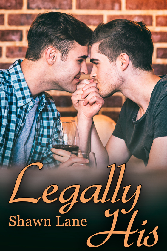 <strong>Legally His</strong> by Shawn Lane