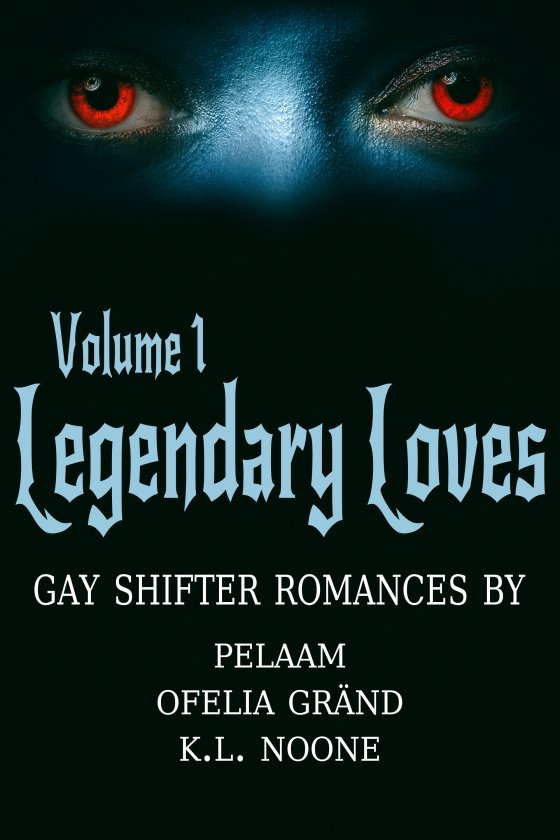 <i>Legendary Loves Volume 1</i>