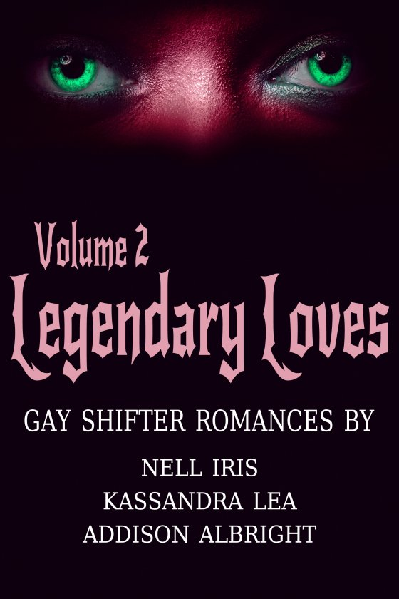 <i>Legendary Loves Volume 2</i>