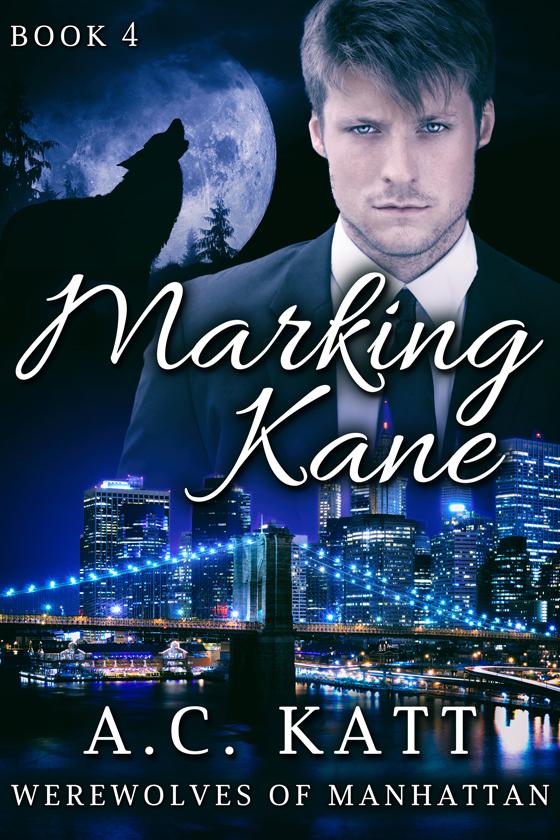 <strong>Marking Kane</strong> by A.C. Katt