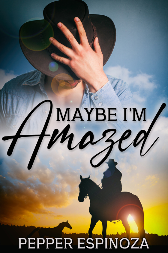 <i>Maybe I'm Amazed</i> by Pepper Espinoza