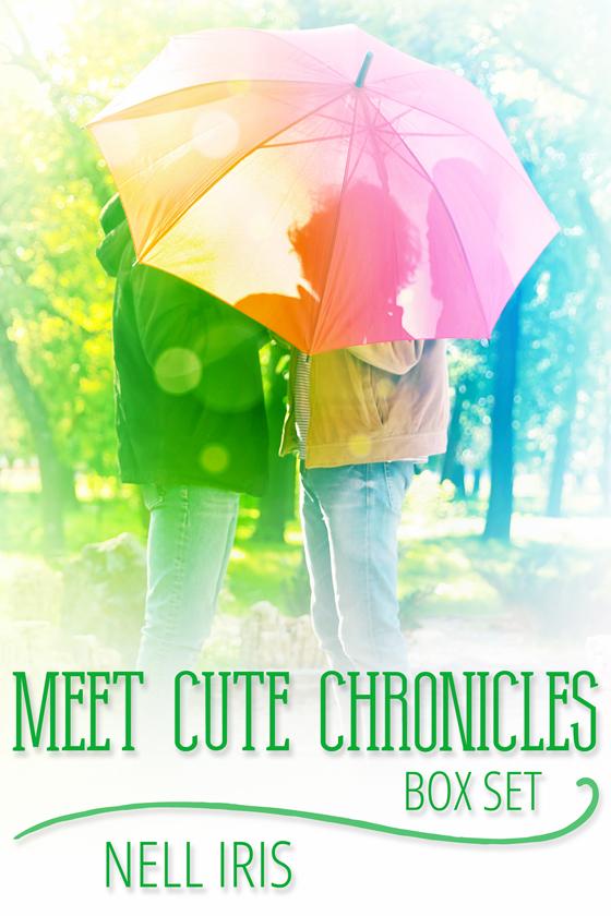 <i>Meet Cute Chronicles Box Set</i> by Nell Iris