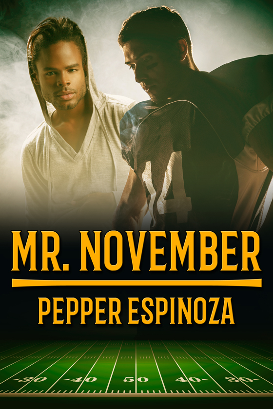<i>Mr. November</i> by Pepper Espinoza