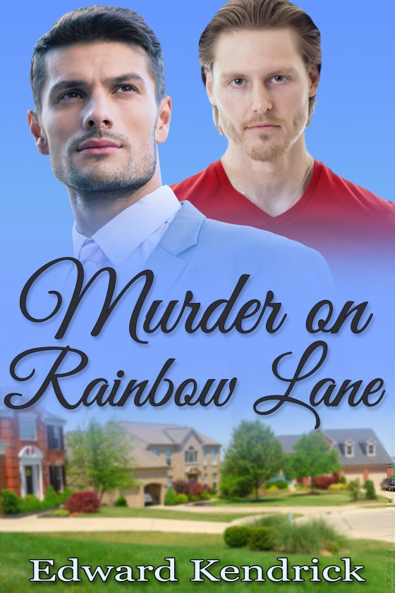 Murder on Rainbow Lane