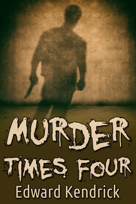 Murder Times Four [Print] - Click Image to Close