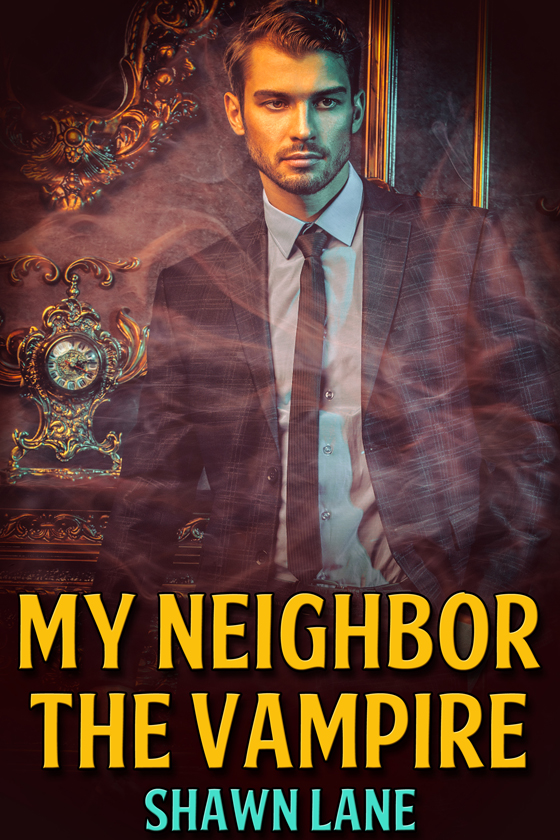 <i>My Neighbor the Vampire</strong> by Shawn Lane