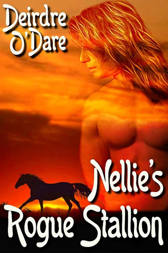 <i>Nellie's Rogue Stallion</i> by Deirdre O'Dare