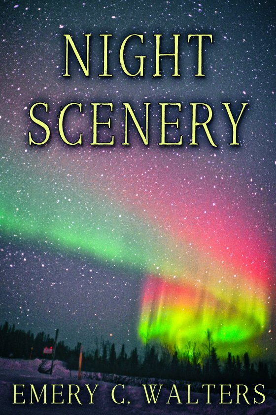 <i>Night Scenery</i> by Emery C. Walters