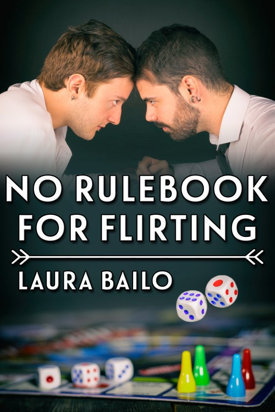 No Rulebook for Flirting - Click Image to Close