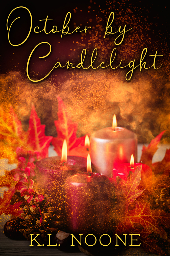 <i>October by Candlelight</i> by K.L. Noone