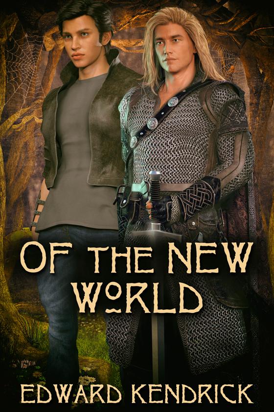 <i>Of the New World</i> by Edward Kendrick
