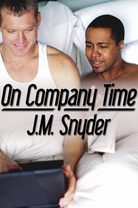 On Company Time by J.M. Snyder