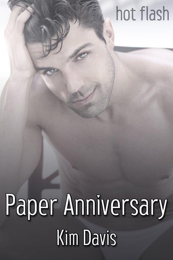 <i>Paper Anniversary</i> by Kim Davis
