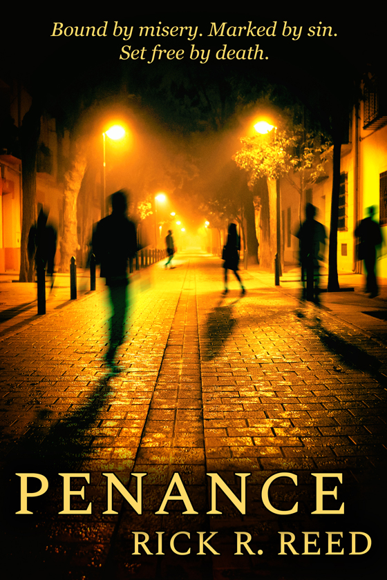 <i>Penance</i> by Rick R. Reed