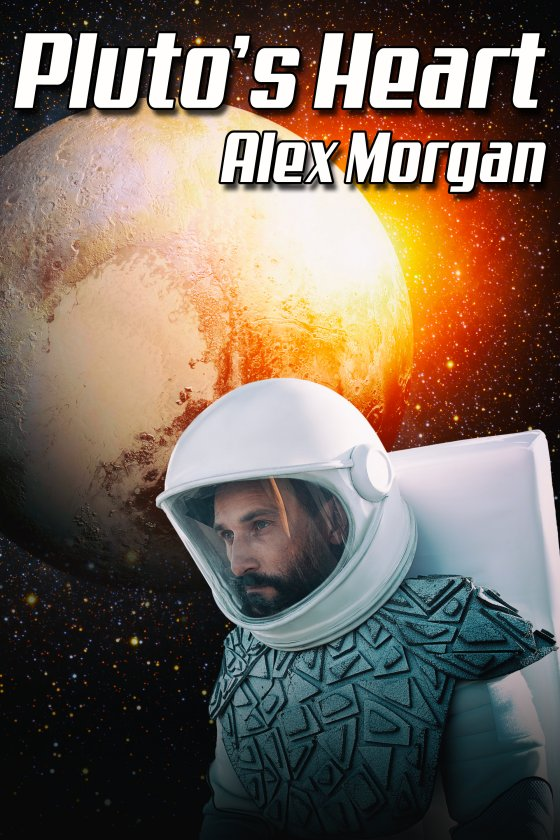 <i>Pluto's Heart</i> by Alex Morgan