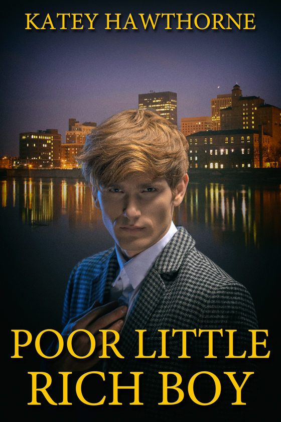 <i>Poor Little Rich Boy</i> by Katey Hawthorne