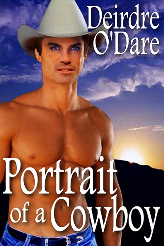 <i>Portrait of a Cowboy</i> by Deirdre O'Dare