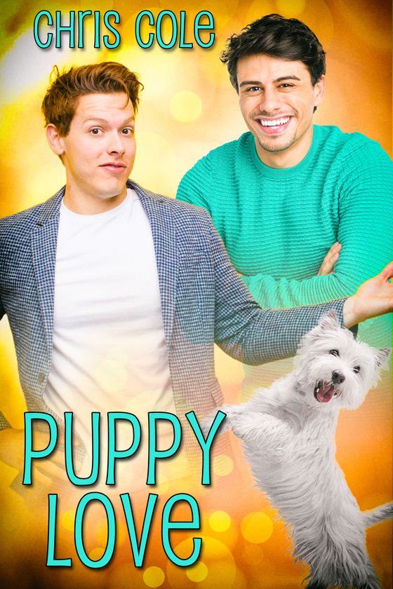 <i>Puppy Love</i> by Chris Cole
